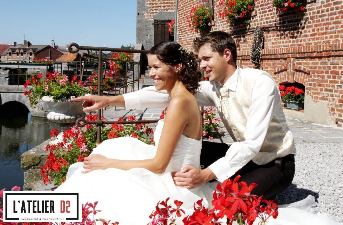photographe mariage eau douai