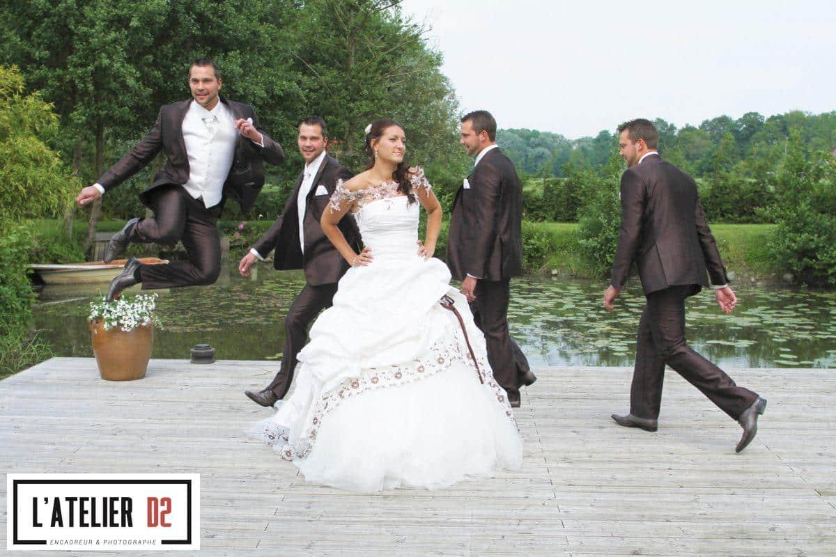 photographe mariage temoins valenciennes